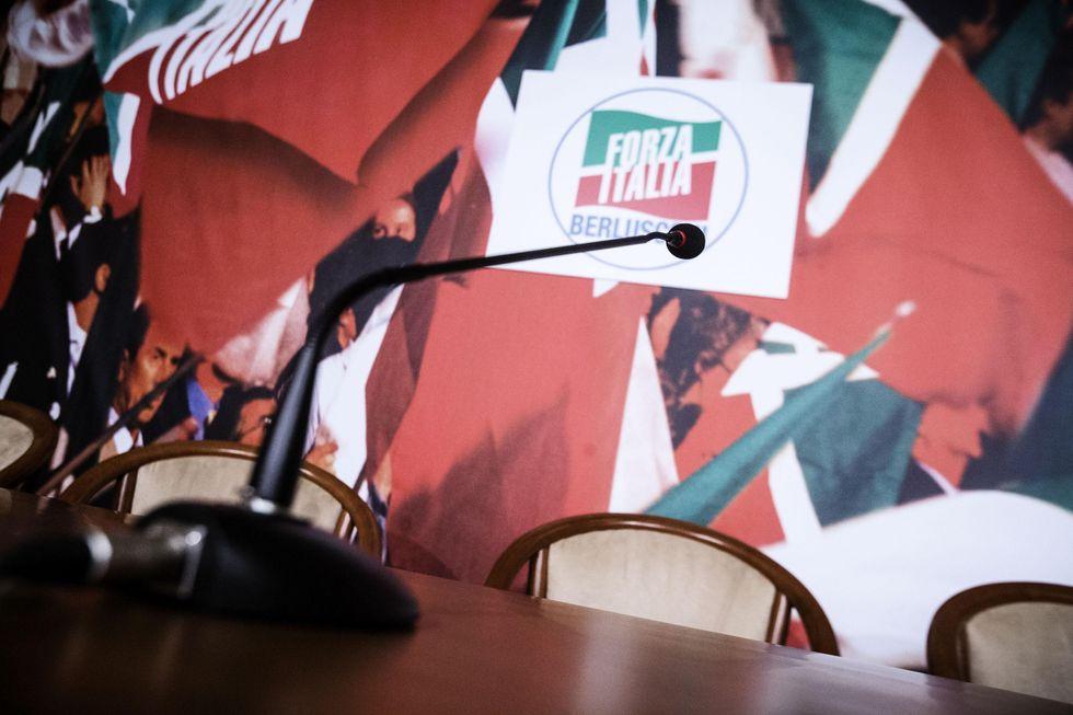 Forza Italia, cronaca della notte più buia