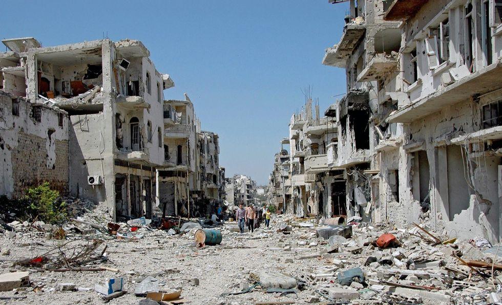 Siria: attacchi multipli nelle città controllate da Assad