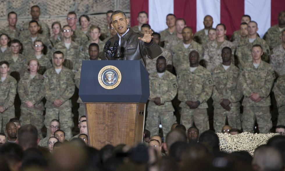 La ritirata Usa dall'Afghanistan