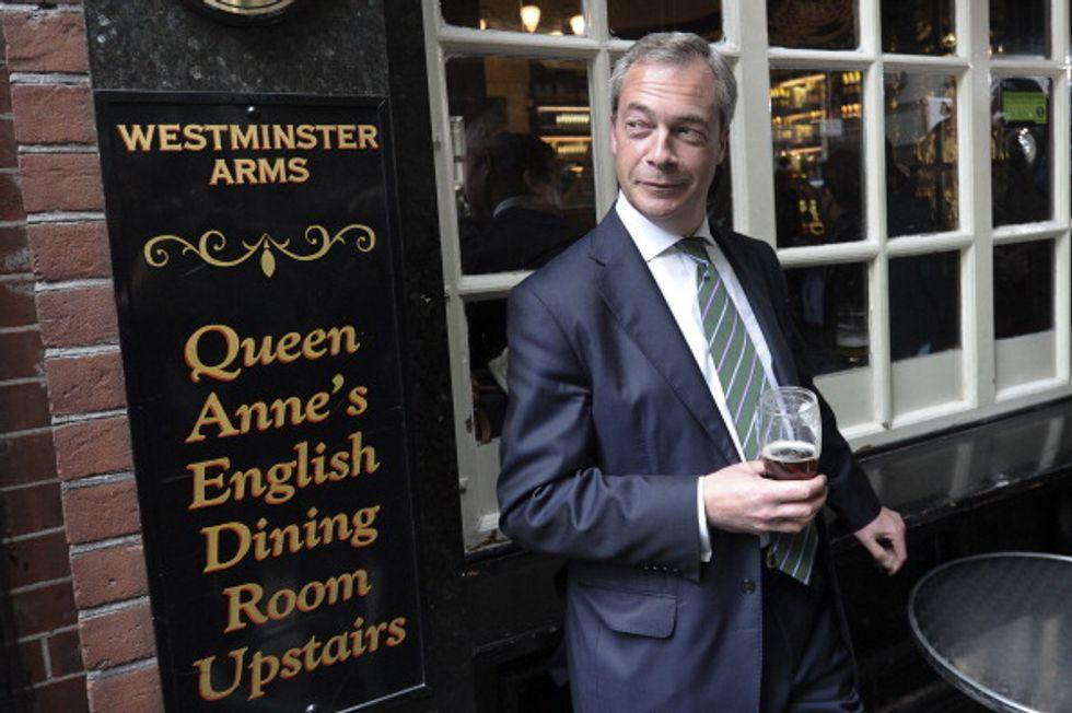 Chi è Nigel Farage?