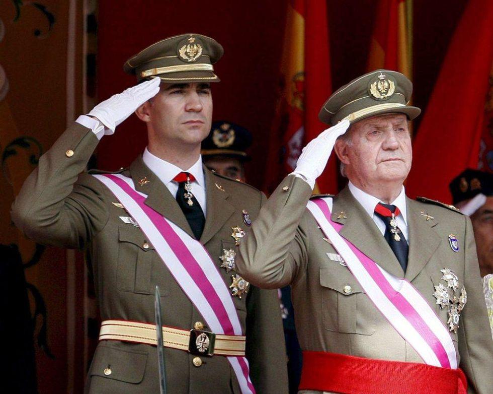 E la Spagna ora si chiede a cosa serve un Re