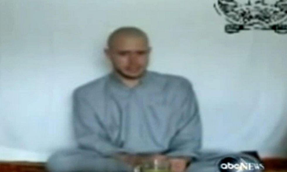Il video della liberazione del soldato americano prigioniero dei talebani
