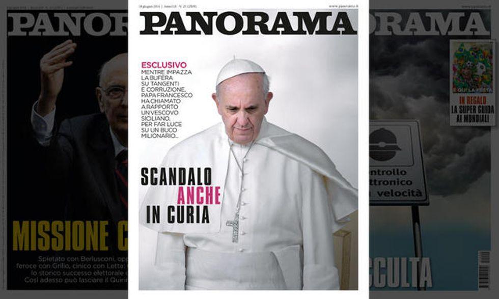 Panorama e il buco nei conti della diocesi di Mazara del Vallo: nuovi documenti