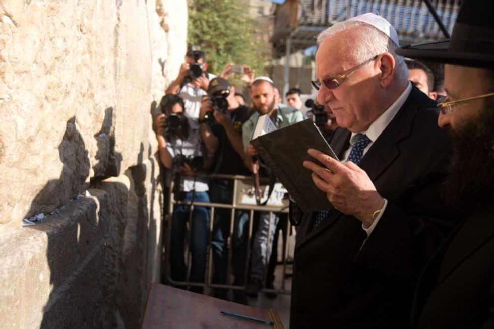 """Chi è Reuven """"Rubi"""" Rivlin, il nuovo presidente di Israele"""