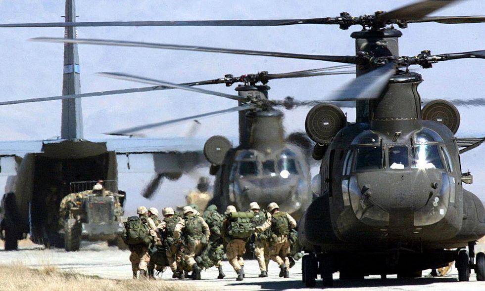 I soldati americani tornano in Iraq