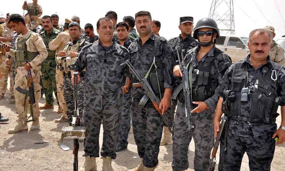 Le vere cause del tracollo dell'esercito iracheno
