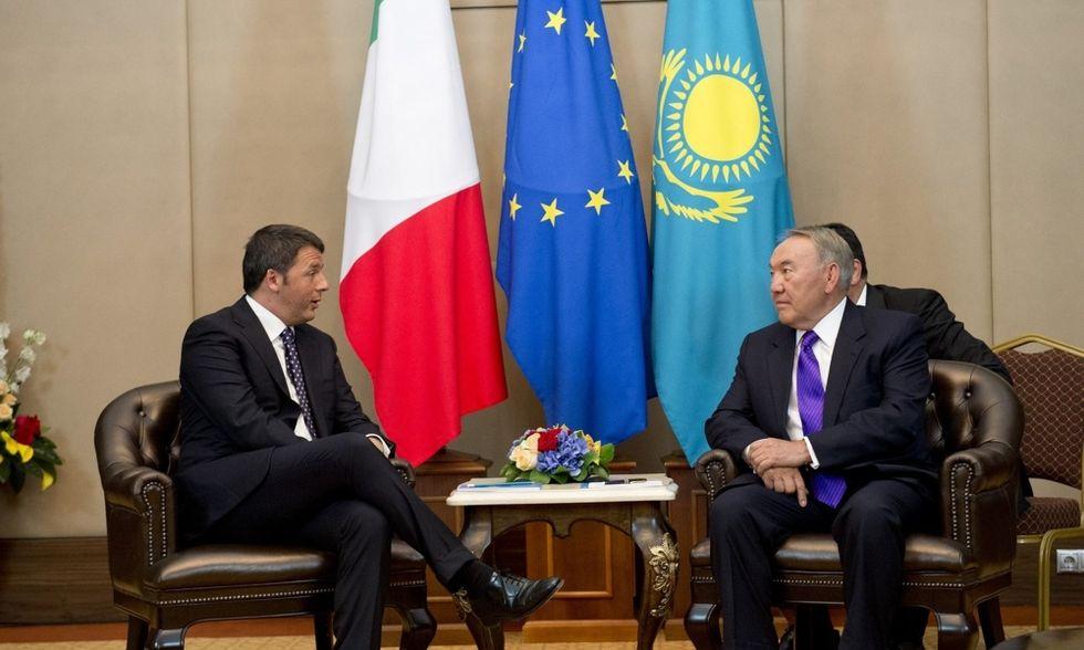 Sussurri e veleni in Kazakistan