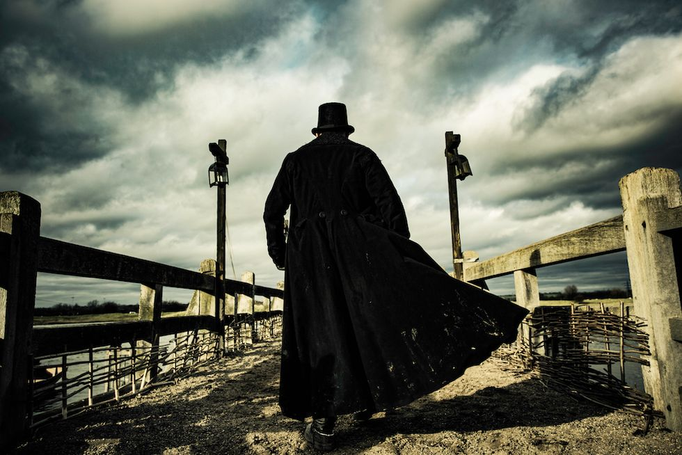 Taboo, la serie con Tom Hardy: video e cose da sapere