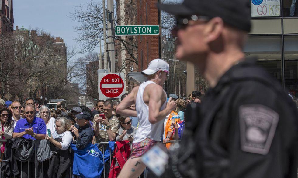 Boston - Caccia all'uomo
