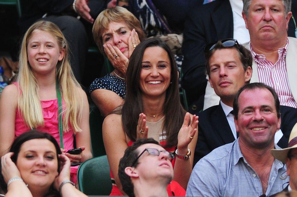 Pippa Middleton, matrimonio a primavera con Nico Jackson