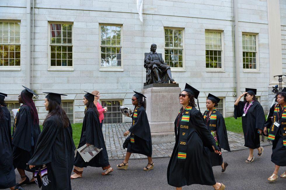 Niente sesso, siamo ad Harvard