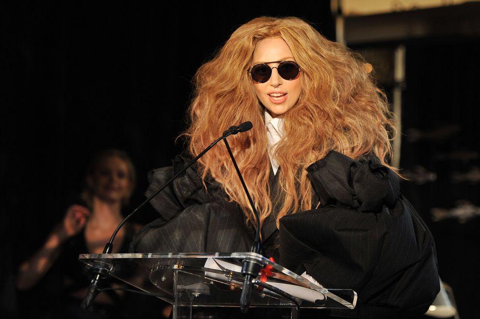 Lady Gaga, concerto privato per Abramovic