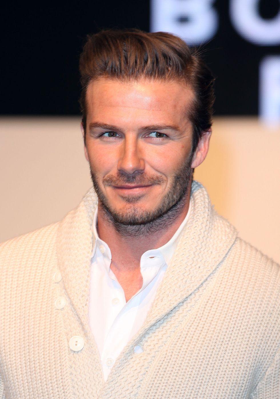 David Beckham si dà alla cucina