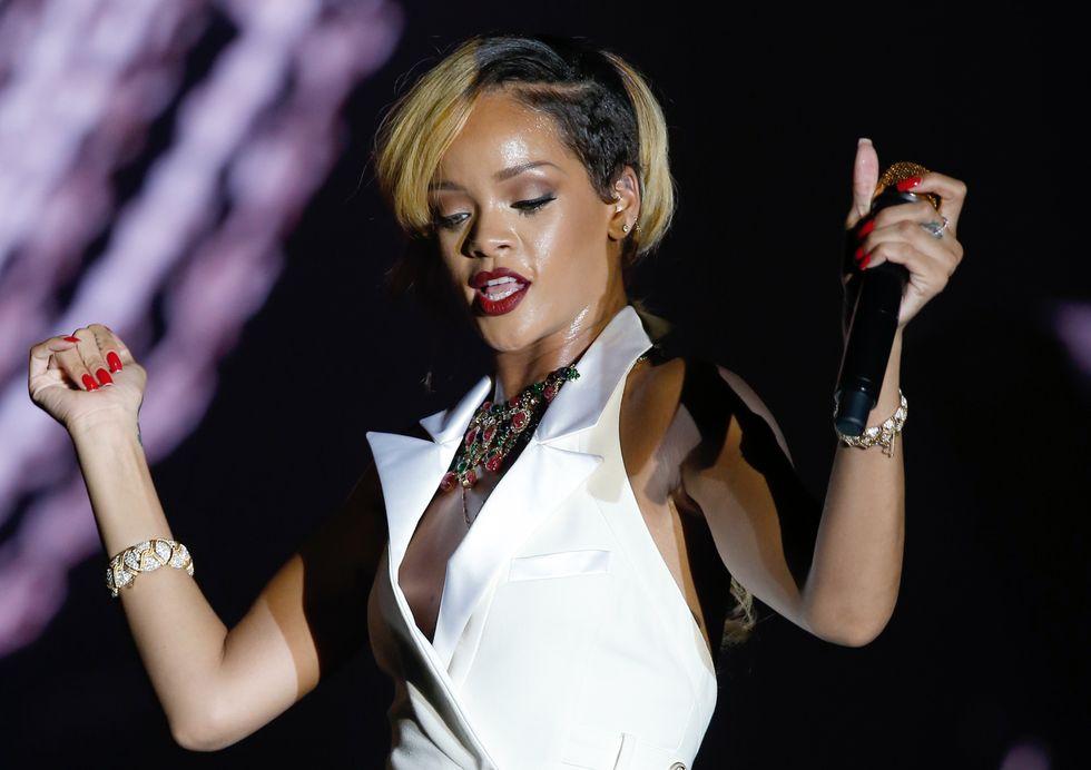 Nuovo fidanzato per Rihanna