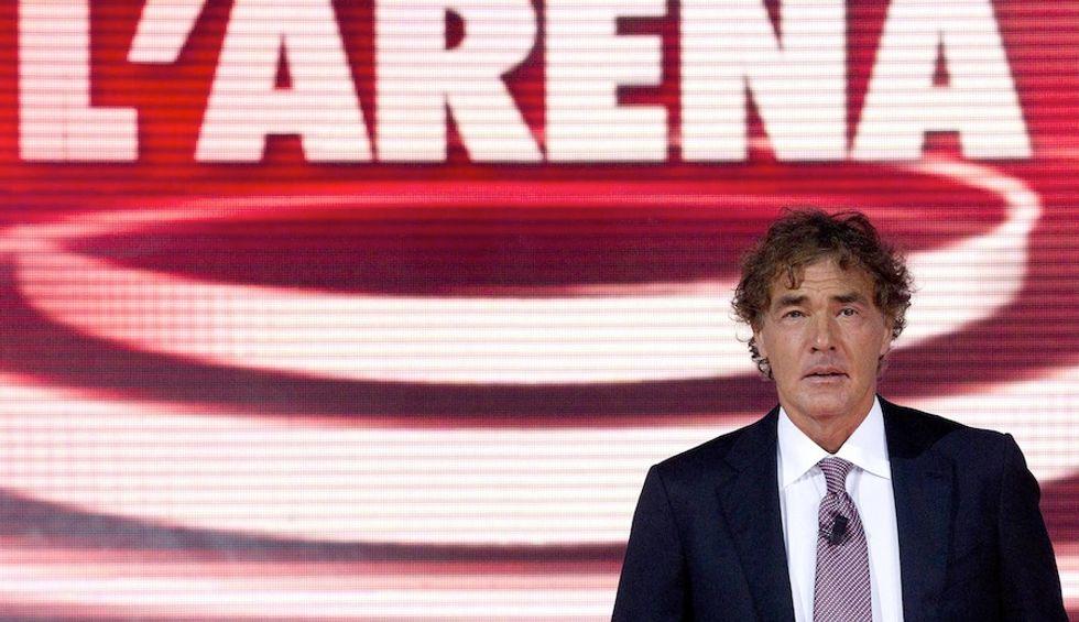 """Massimo Giletti: """"Dopo dieci anni di Arena, sono pronto per il talk in prima serata"""""""