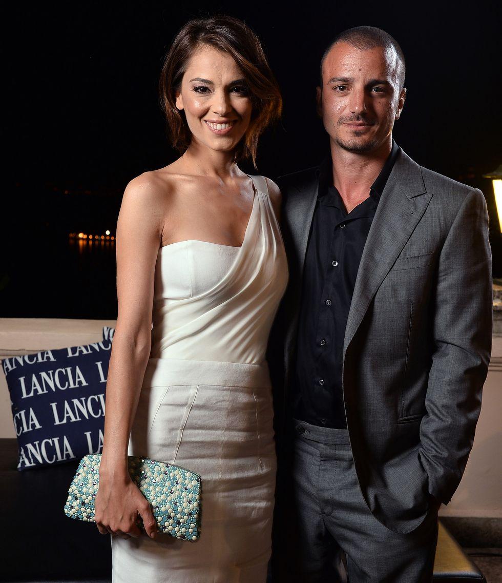 Nicolas Vaporidis e Giorgia Surina, matrimonio al capolinea?