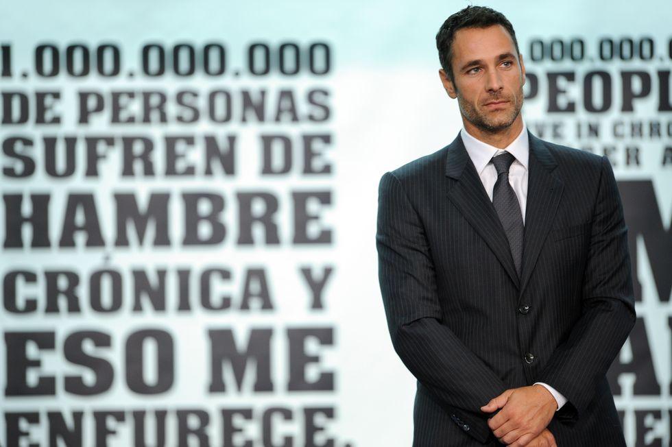 Raul Bova nei guai col Fisco