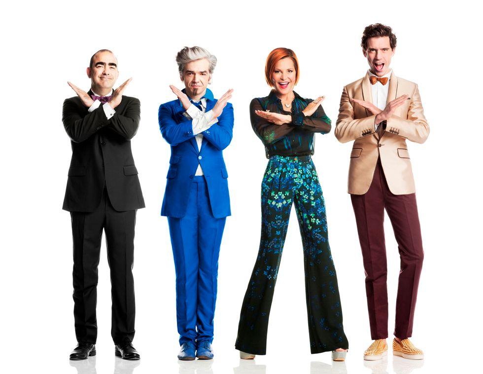 X Factor 7, è già Mika mania