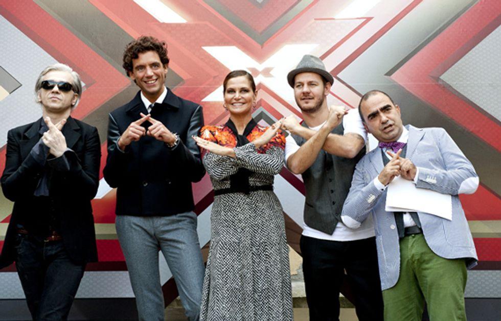 """Ascolti 26/09: boom di Santoro e """"X Factor"""""""