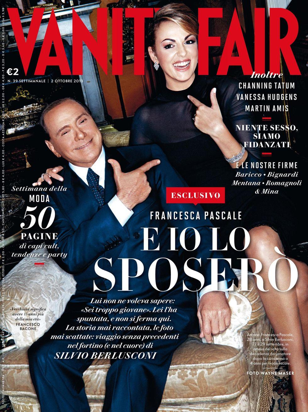 "Francesca Pascale: ""E io lo sposerò"""