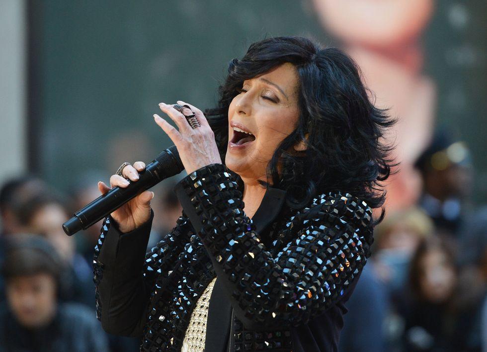 """Cher: """"Ecco cosa penso di Madonna"""""""