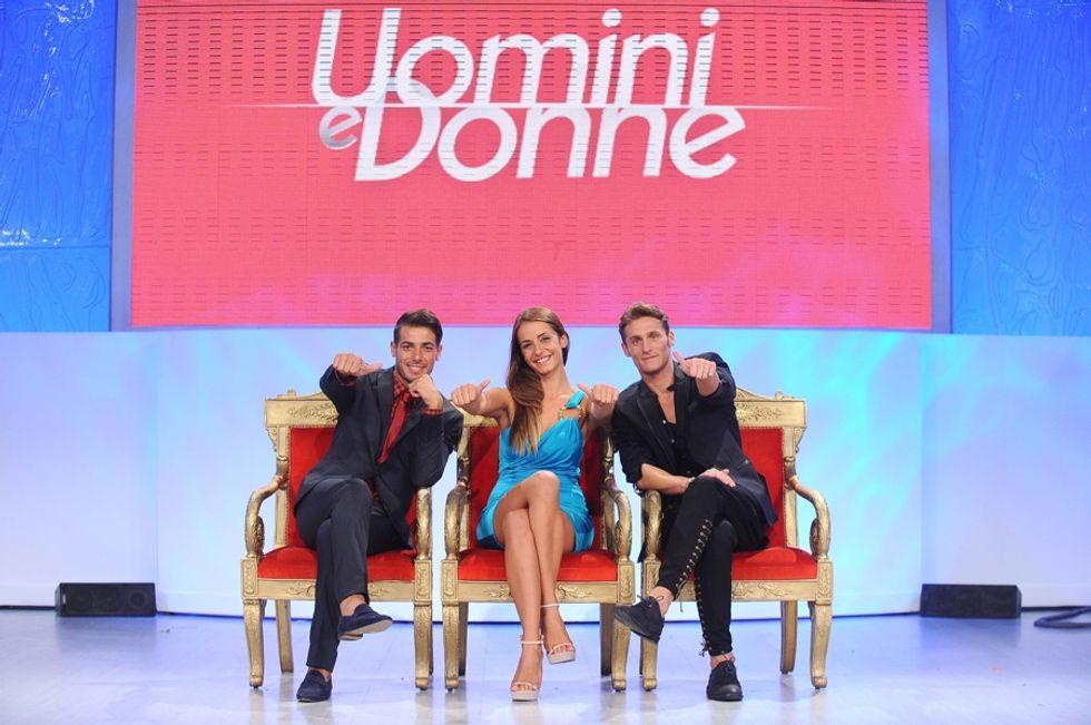 Uomini e Donne 2013, le prime esterne di Tommaso e Aldo