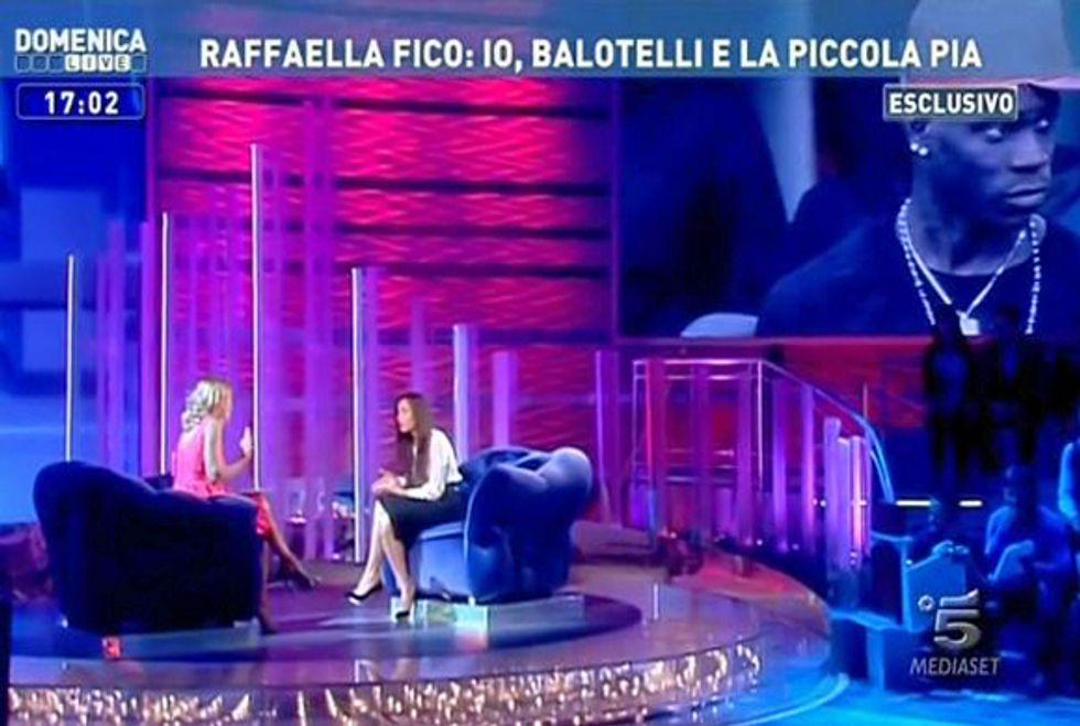 Ascolti 06/10: la D'Urso vince con Raffaella Fico