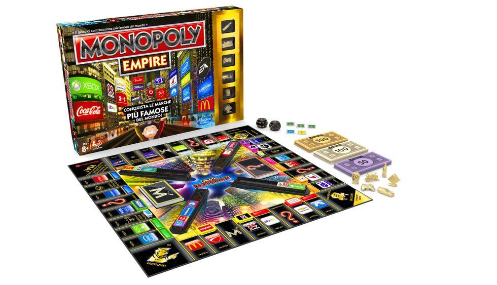 Monopoly Empire: dalle strade alle aziende