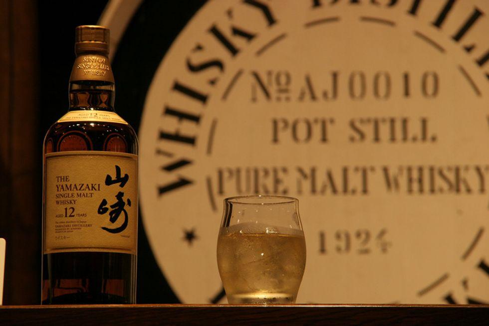 Il whisky giapponese alla conquista del mondo