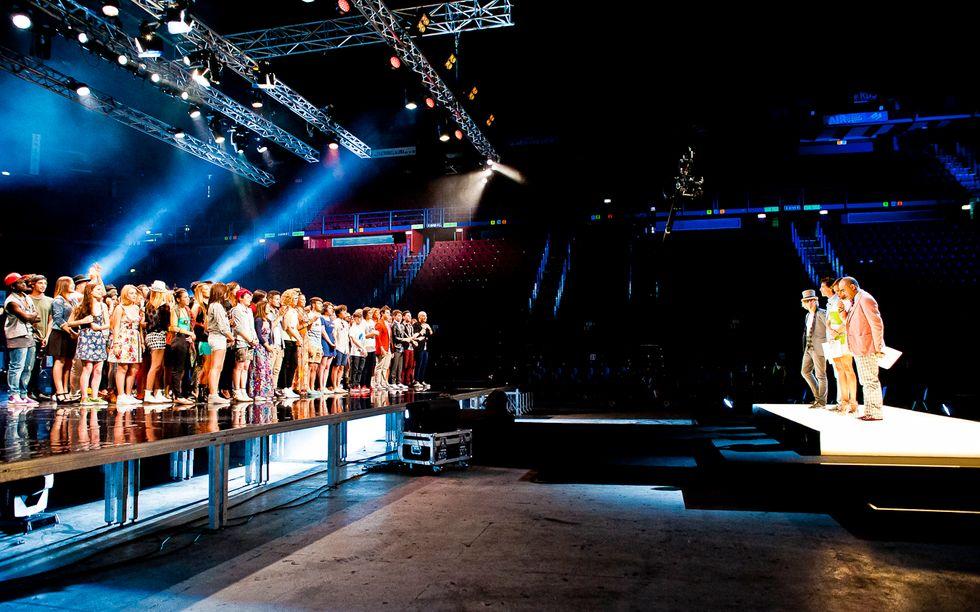 X Factor 7, assegnate le categorie ai giudici