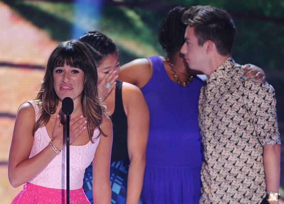 """Lea Michele: """"Con la morte di Cory se ne sono andate due persone"""""""
