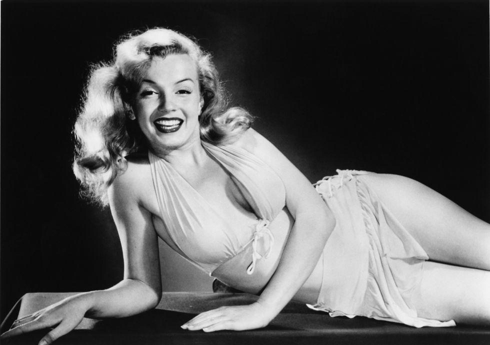 """Marilyn Monroe e i """"ritocchini"""" dal chirurgo"""