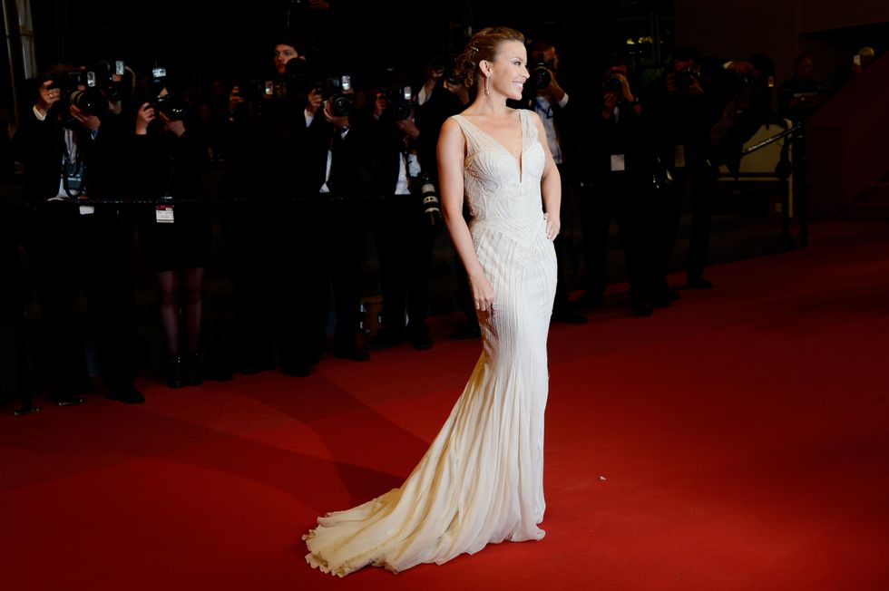 Kylie Minogue, storia finita col modello Andres Velencoso