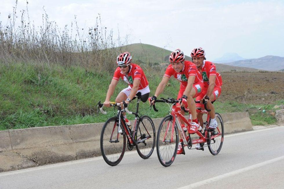 Matteo Marzotto: l'avventura del bike tour prosegue
