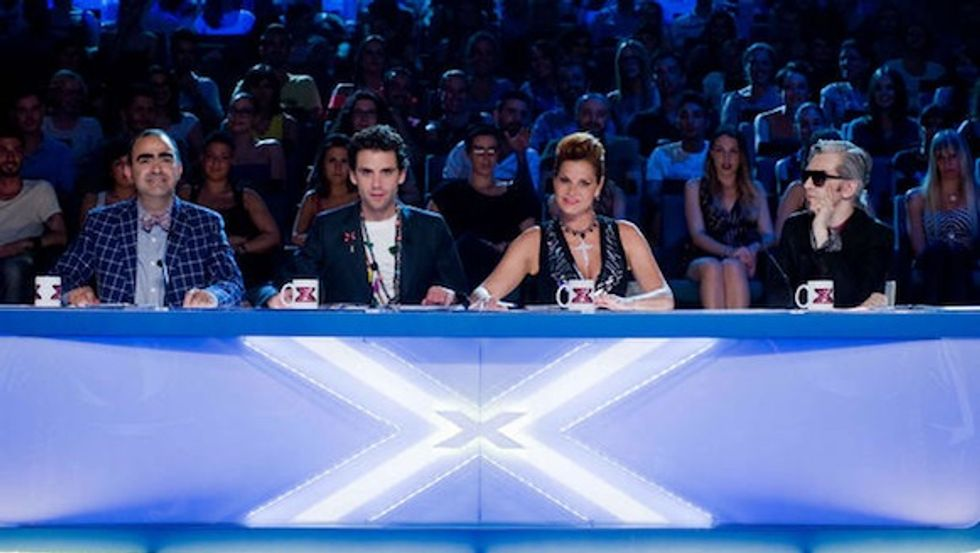 "Ascolti 17/10: ""X Factor"" batte ""The Newsroom"" su Rai3"