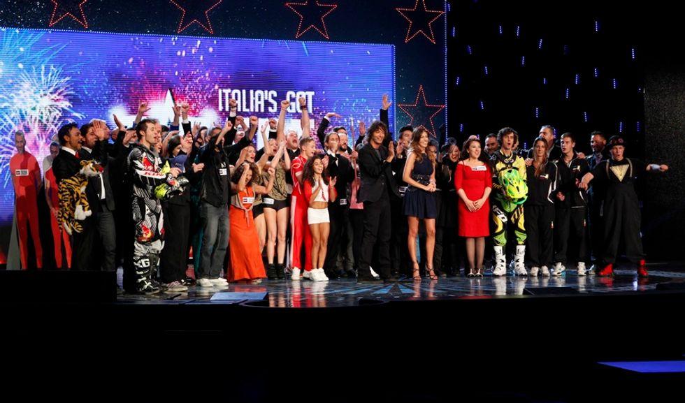 Italia's Got Talent: ecco chi sono i 36 semifinalisti