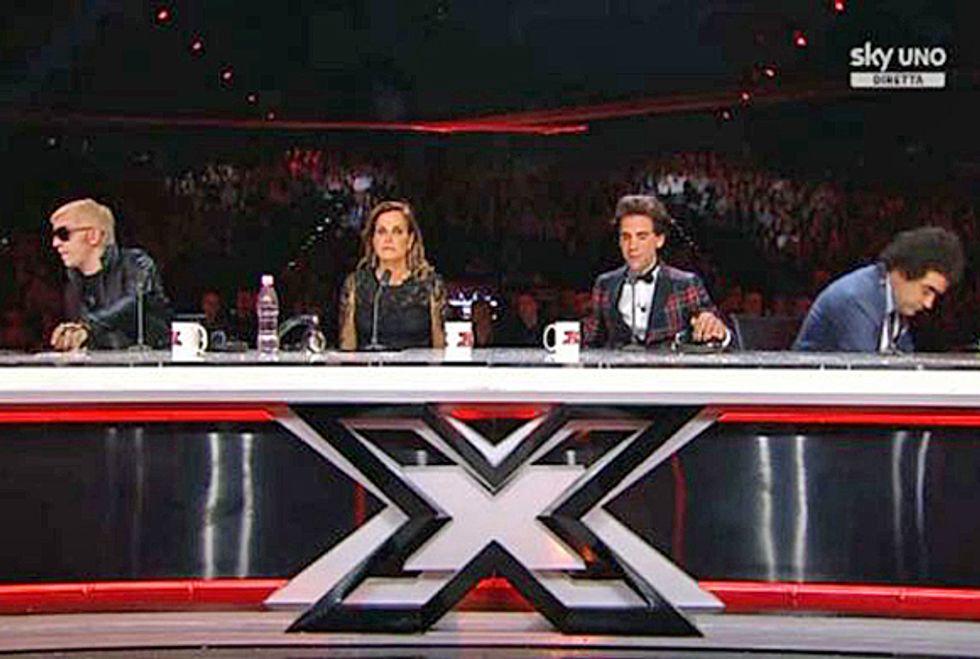 Ascolti 24/10: X Factor 7  straccia Rai3