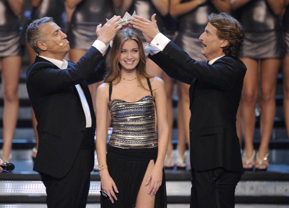 Miss Italia 2013, vince la 19enne Giulia Arena