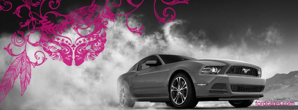 L'auto più amata su Facebook? La Mustang