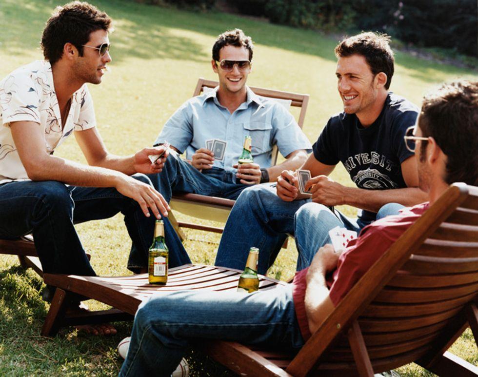 Gli amici ti fanno più sano e felice