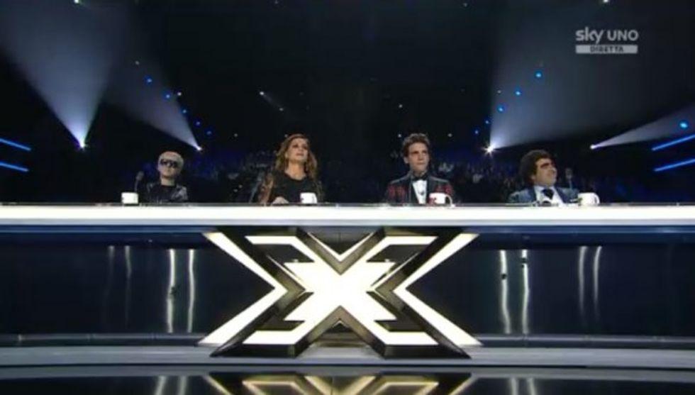X Factor 7, le frasi celebri della prima puntata dei live