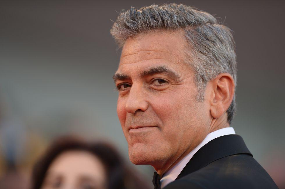 George Clooney ha un nuovo amore