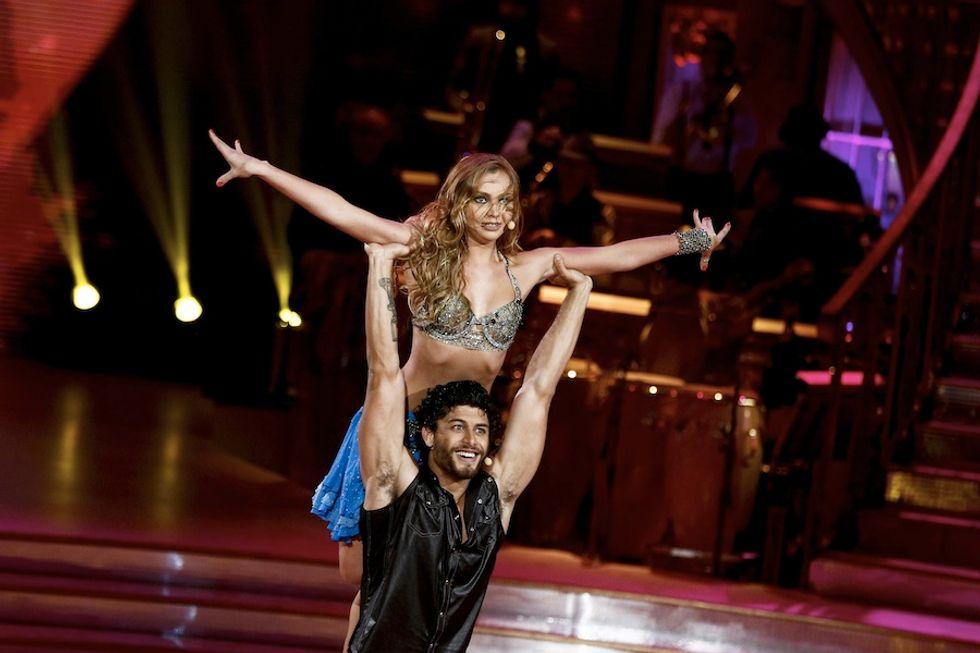 Ballando con le stelle 9: Farnesi si salva, eliminato Jesus Luz