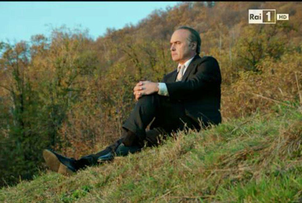 """Ascolti 28/10: """"Olivetti"""" batte tutte le fiction di stagione"""