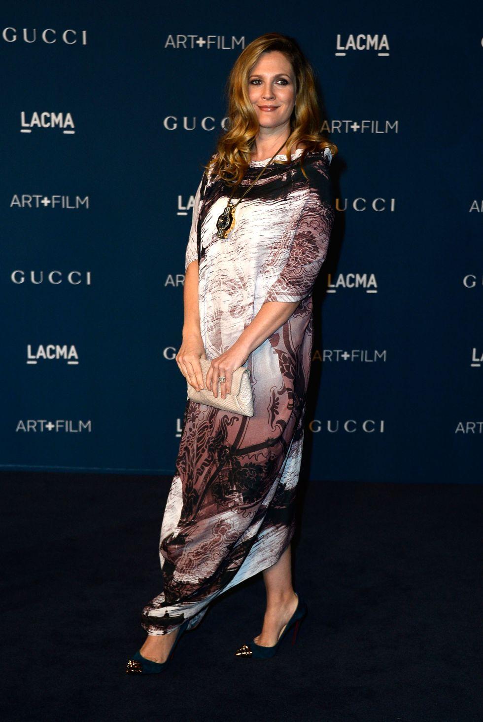 Drew Barrymore incinta per la seconda volta