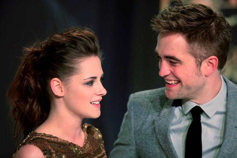 Robert Pattinson, Kristen Stewart: ritorno di fiamma?