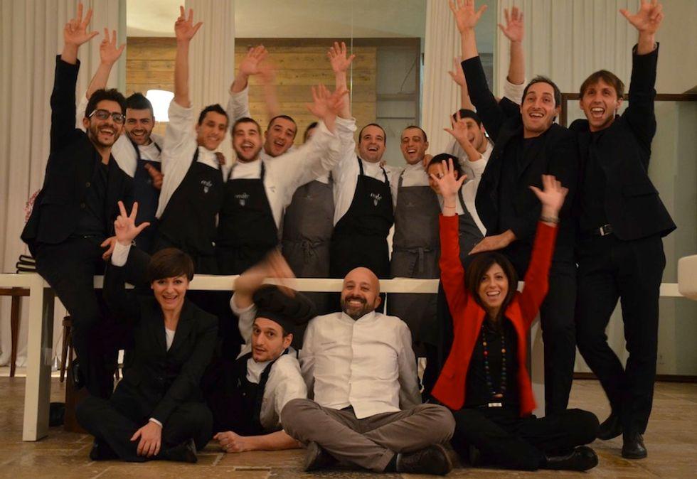 Guida Michelin 2014, ecco tutti i nuovi ristoranti stellati italiani