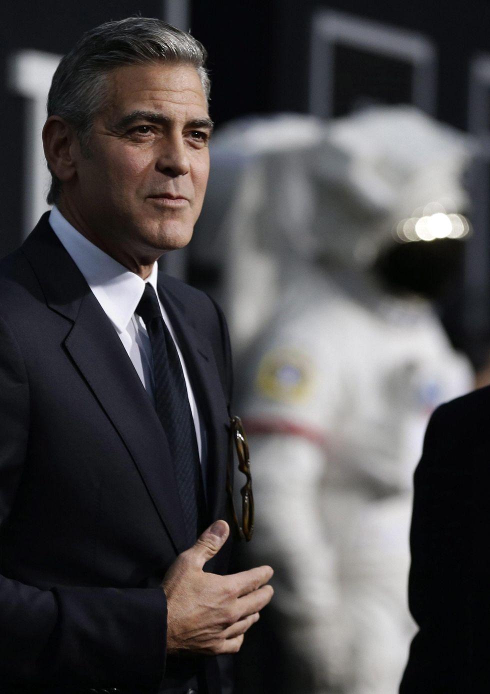 George Clooney rompe le regole del buon vicinato ad Hollywood