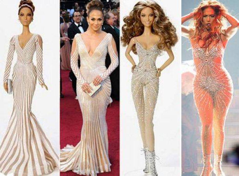 "Ecco la Barbie J-Lo. Ma mancano le ""curve"""