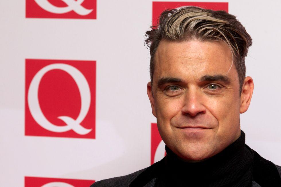 """Robbie Williams: """"Sono un gay nel corpo di un etero"""""""